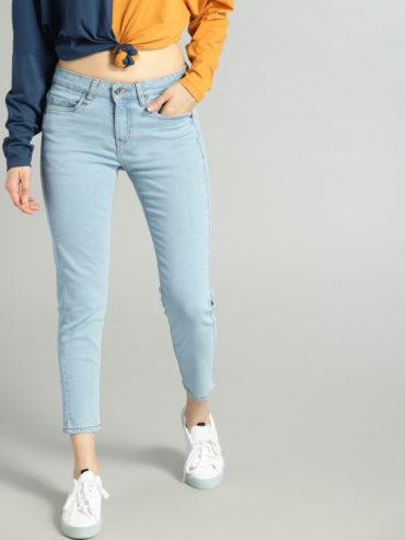 f6875a20-0399-4690-988b-c288a41384561559968087684-Roadster-Women-Blue-Skinny-Fit-Jeans-2561559968085167-2
